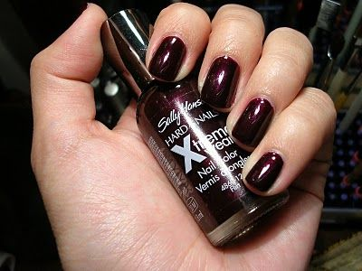 Sally Hansen Hard as Nails Xtreme Wear in Flirt (#38) reviews ...
