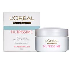 L'Oreal Dermo-Expertise Nutrissime Reactivating Dry Skin Cream