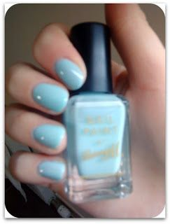 Barry M Blue Moon 317