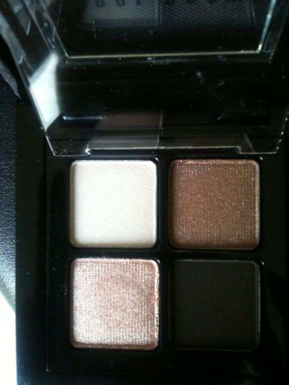 Bobbi Brown Champagne Quartz Eye Quad
