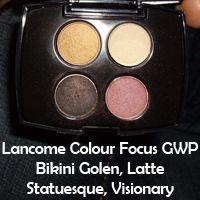 Lancome Color Design - Bikini Golden