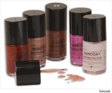 Suncoat Water Based Nailpolish Reviews Photos Ingredients Makeupalley