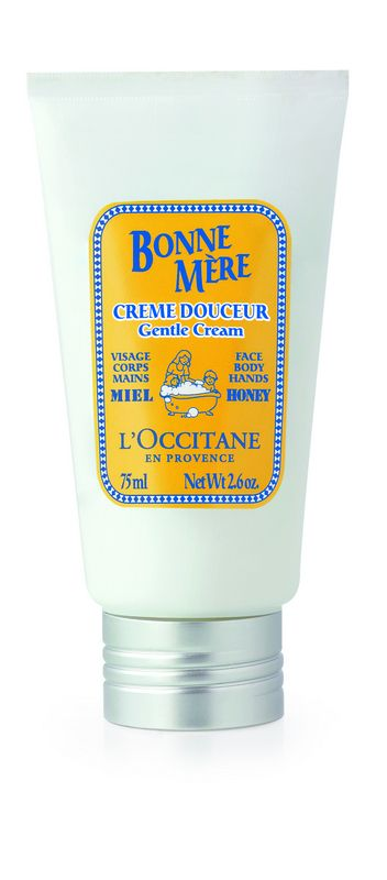 L'Occitane Bonne Mere Gentle Cream Honey