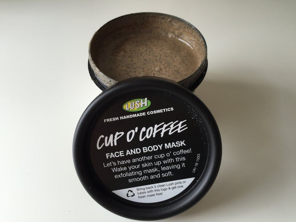 Image result for lush coffee mask