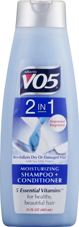 Alberto Vo5 2 In 1 Moisturizing Shampoo And Conditioner