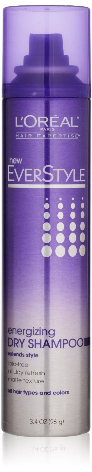 L'Oreal EverStyle Texture Series Energizing Dry Shampoo