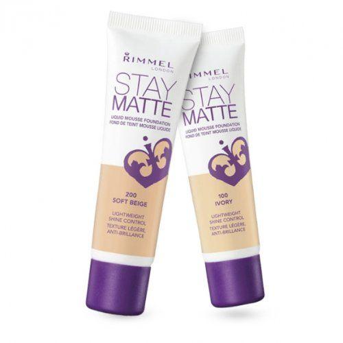 RIMMEL Stay Matte Liquid Mousse Foundation reviews, photos ...
