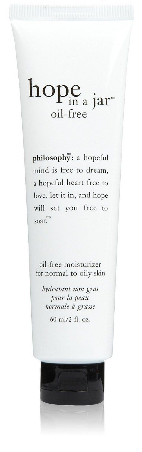 Philosophy hope in a jar oil-free