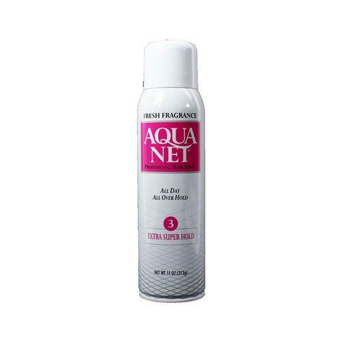 Aqua Net Extra Super Hold Hairspray (aerosol can)