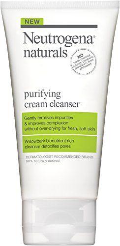 Neutrogena Purifying Cream Cleanser