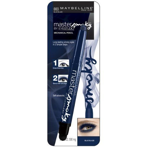 Maybelline Eye Studio Master Smoky Long-Wearing Shadow Pencil
