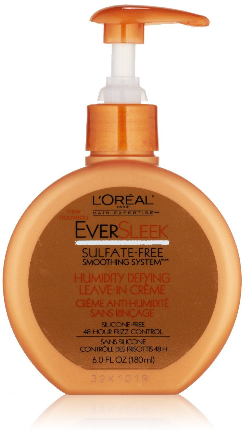 L'Oreal EverSleek Humidity Defying Leave-In Cream