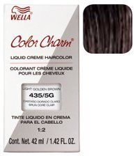 wella color charm liquid creme haircolor - Wella Color Charm
