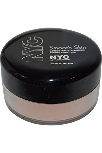 New York Color Smooth Skin Loose Powder - Naturally Beige