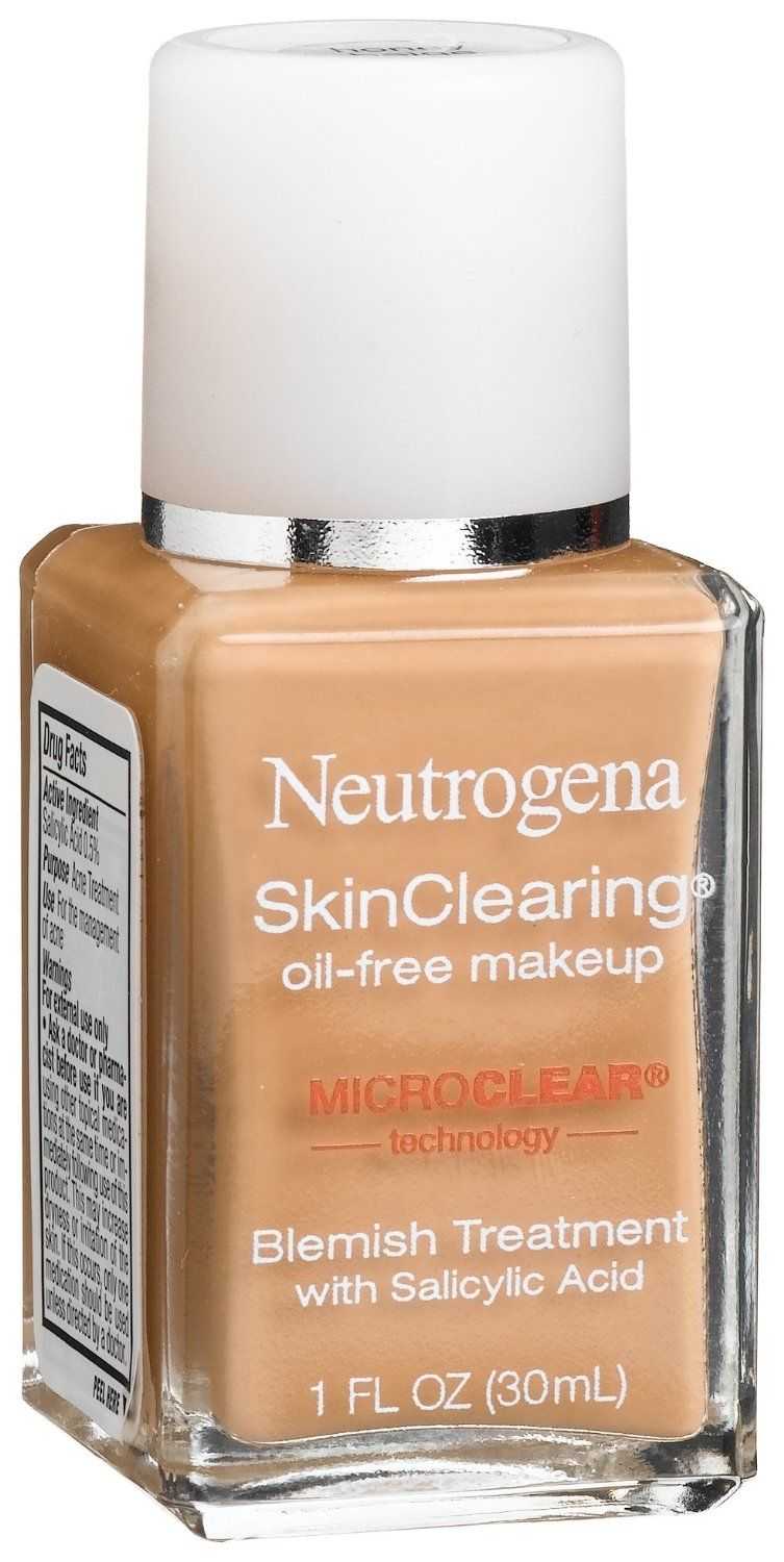 Neutrogena Skin Clearing Oil-Free Makeup