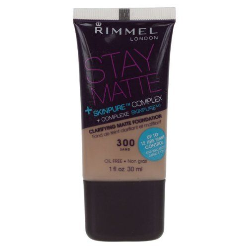 Rimmel Stay Matte Clarifying Matte Foundation