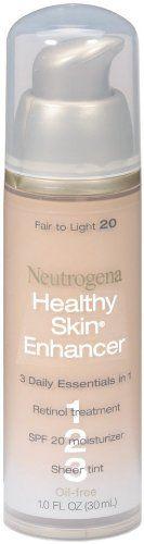 Neutrogena Healthy Skin Enhancer SPF 20