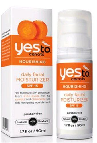 Yes To Carrots Daily Facial Moisturizer with SPF 15