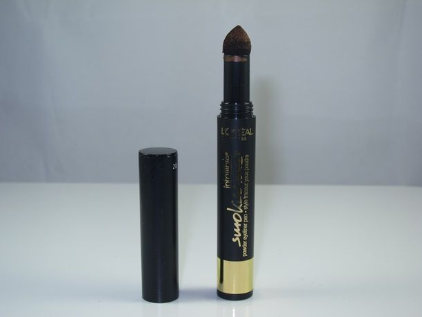 L'Oreal Infallible Smokissime Powder Eyeliner Pen reviews, photos ...