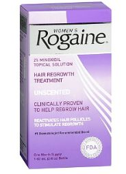 Rogaine (Minoxidil) for eyebrow growth