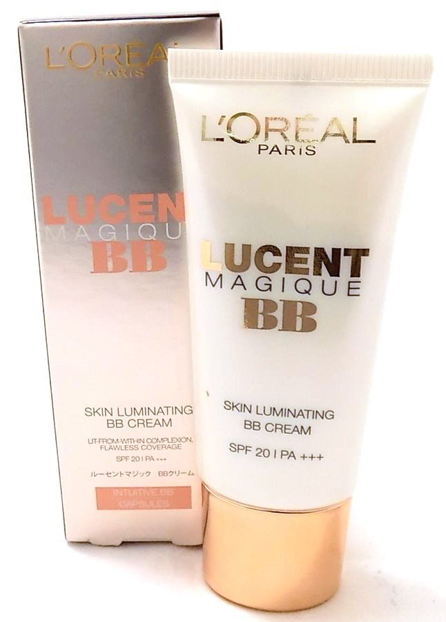 l 39 oreal lucent magique bb cream reviews photo makeupalley. Black Bedroom Furniture Sets. Home Design Ideas