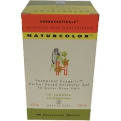 Herbaceuticals Inc. - Naturcolor - all shades
