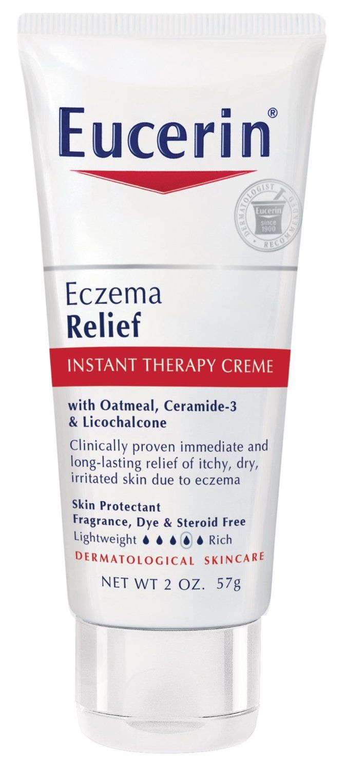 Eucerin Eczema Relief Instant Therapy Creme. Eucerin Eczema Relief Instant Therapy Creme reviews  photo