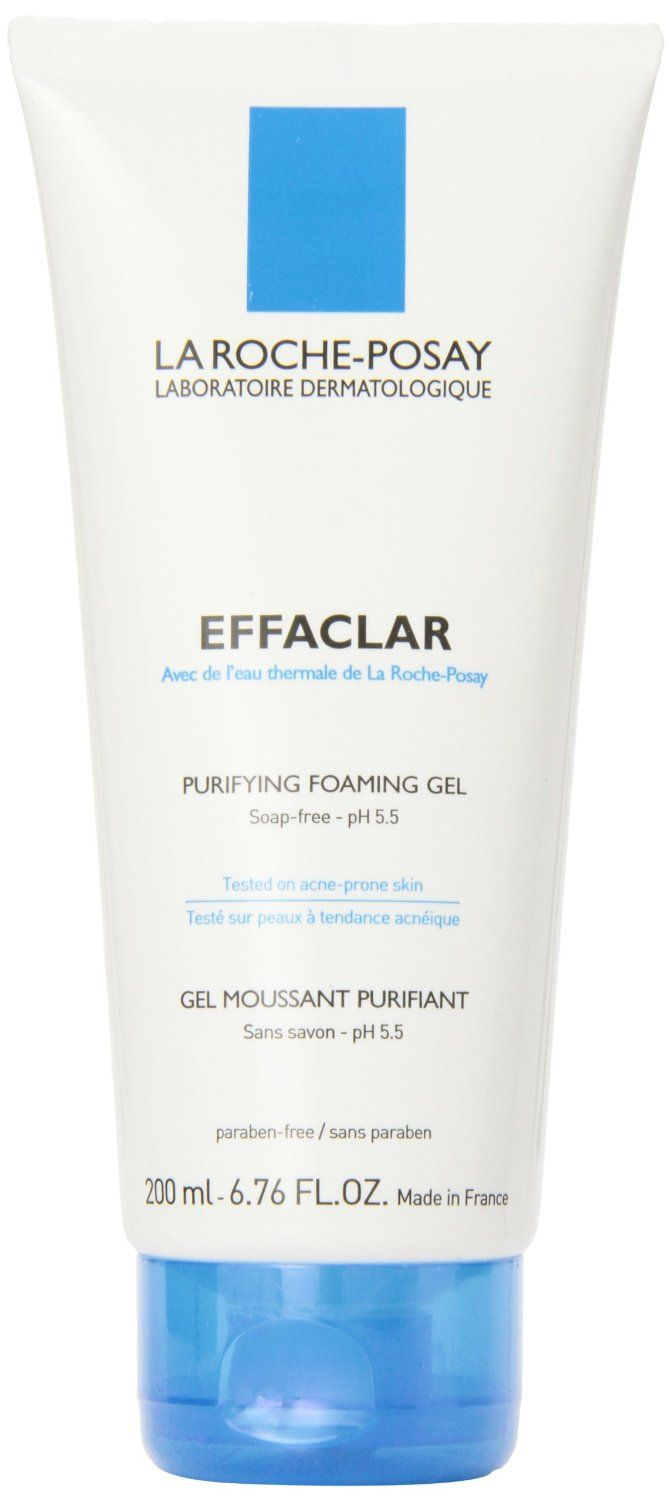La Roche Posay Effaclar Purifying Gel Cleanser