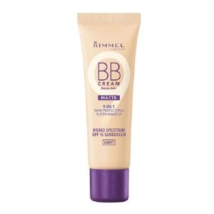 Rimmel BB Cream Matte 9-in-1 Skin Perfecting Super Makeup SPF 15