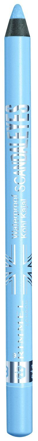 Rimmel ScandalEyes Waterproof Kohl Kajal - Light Blue