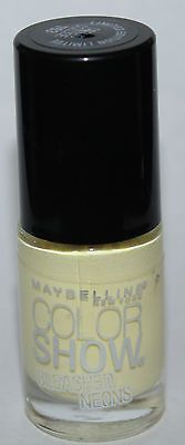 Maybelline Color Show Bleached Neons - Citrus Collide 763
