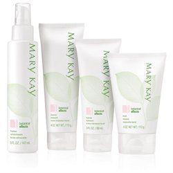 Mary kay facial products