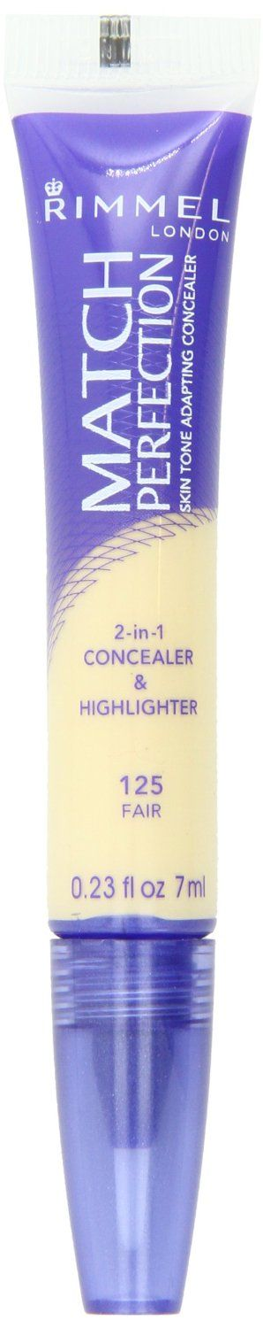 Rimmel Match Perfection Concealer reviews, photos, ingredients ...