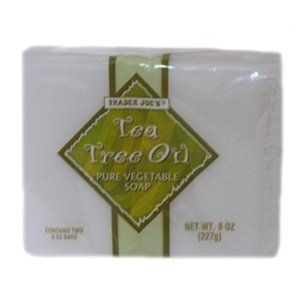 Trader Joe's Tea Tree Oil soap