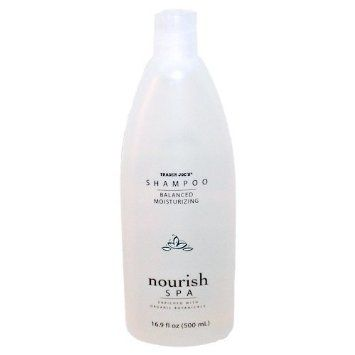 Trader Joe's Balanced Moisturizing Nourish Spa Shampoo