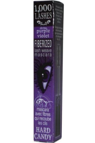 Hard Candy 1,000 Lashes Fiberized Mascara