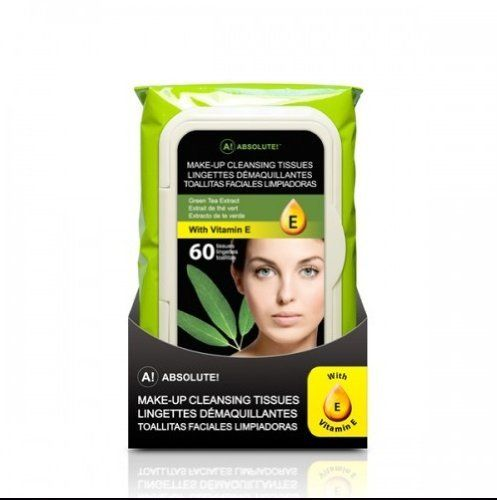 Absolute!-Make-up Cleansing Tissues
