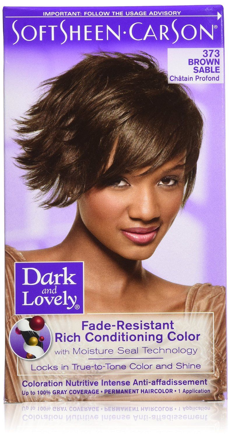 Dark And Lovely Fade Resistant Rich Conditioning Color Reviews