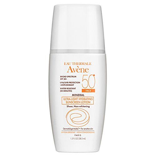 de4d901de680 Mineral Ultra-Light Hydrating Sunscreen Lotion Face SPF 50+ · Avene.  Uploaded by MuaBeautyProducts