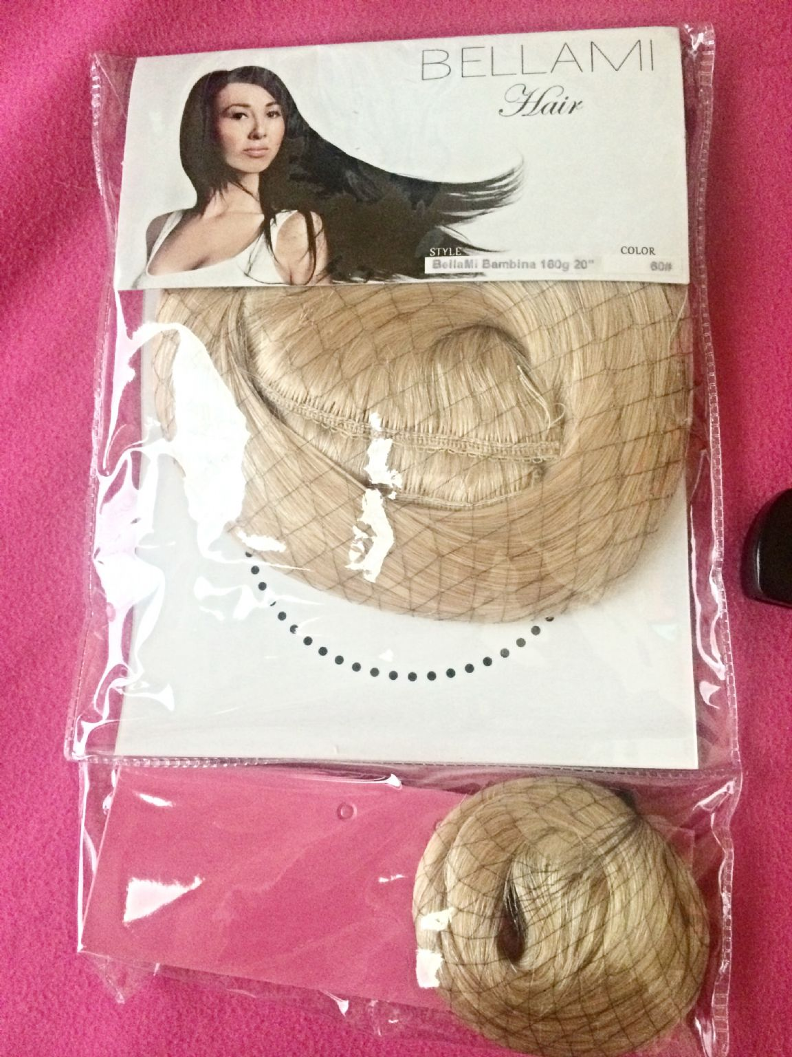 Product Review Of Unlisted Brand Bellami Hair Extensions By