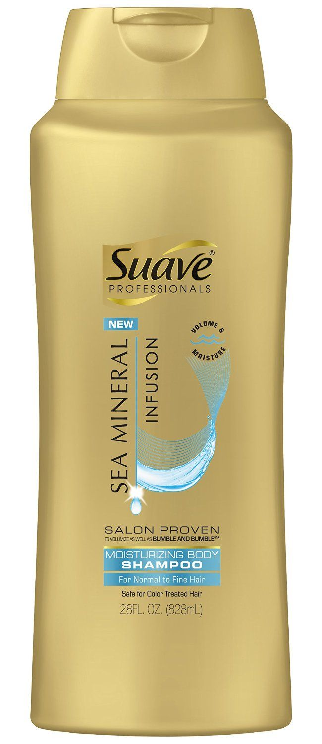 Suave Naturals Infusion Reviews