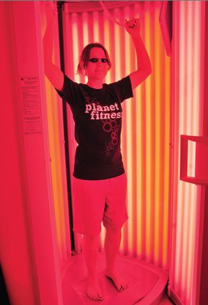 Red Light Therapy Bed Planet Fitness
