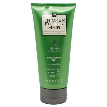 hair thickening styling products schwarzkopf thicker fuller hair thickening gel reviews 1906 | 2772730