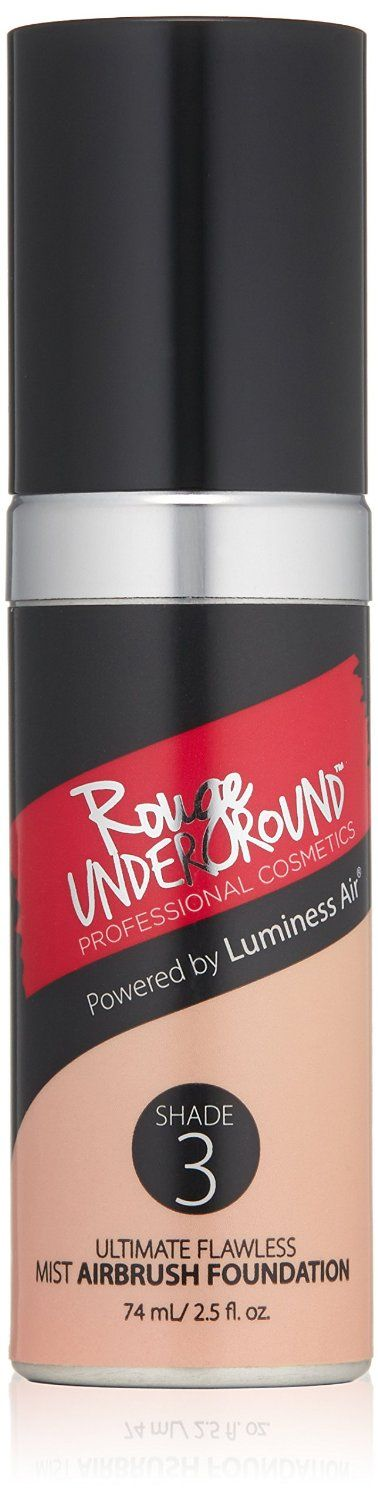 Luminess Air rouge underground reviews, photos - Makeupalley