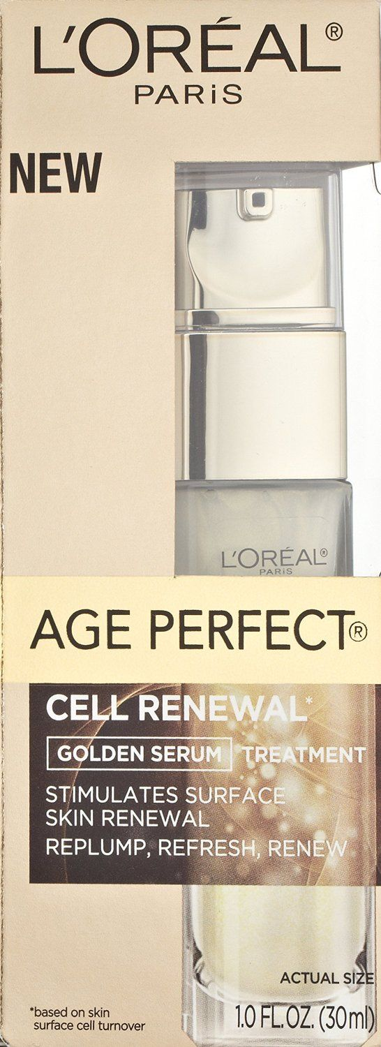 Age Perfect Cell Renewal Golden Serum by L'Oreal #20