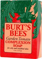 Burt's Bees Garden Tomato Complexion Soap ] [DISCONTINUED]