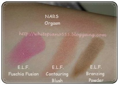 4b5214ef519a6 e.l.f. Cosmetics Fuchsia Fusion reviews