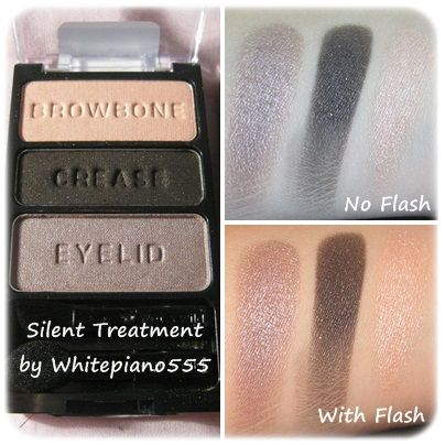 Wet 'n' Wild Color Icon Trio - Silent Treatment