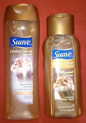 Suave Whipped Cocoa Body Wash - seasonal