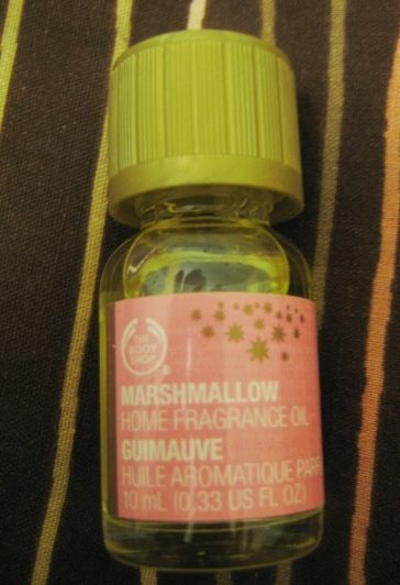 The Body Shop Home Fragrance Oil - Marshmallow